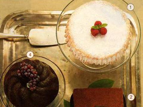 Desserts Delivered