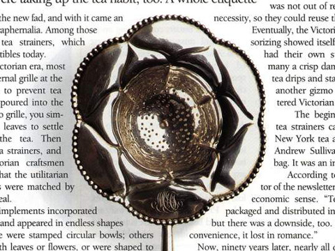 Timeless Tea Strainers